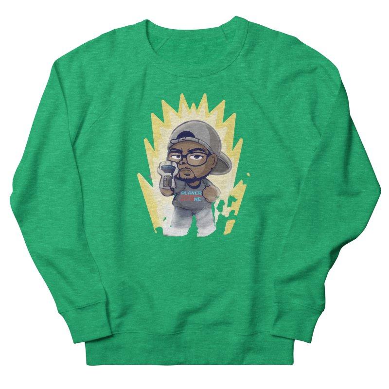 Power Up Player One Women's Sweatshirt by itsmarkcooper's Artist Shop