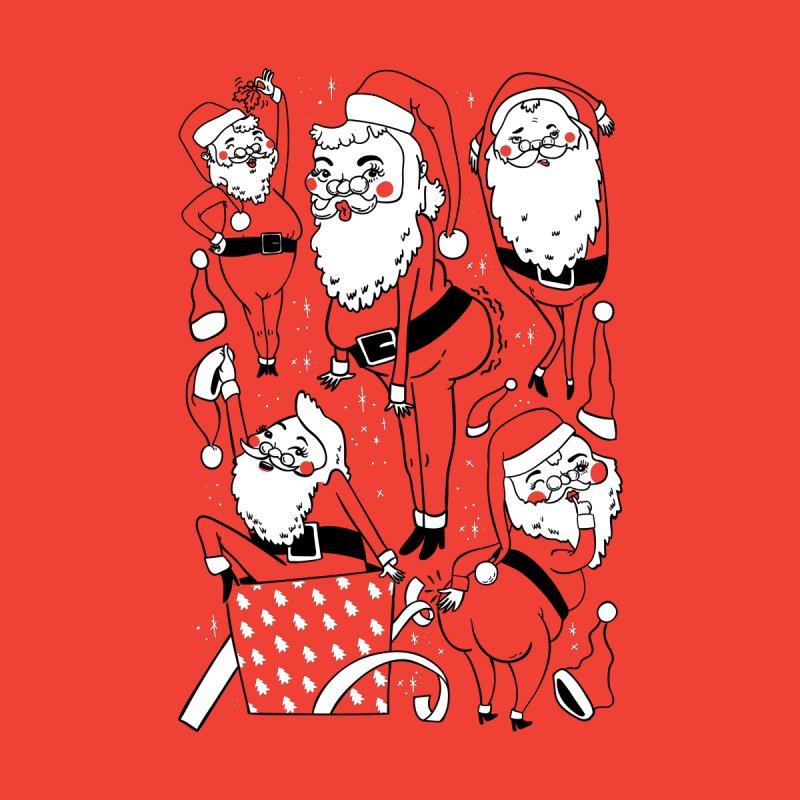 Sexy Santa by itsnotthatweird's Artist Shop