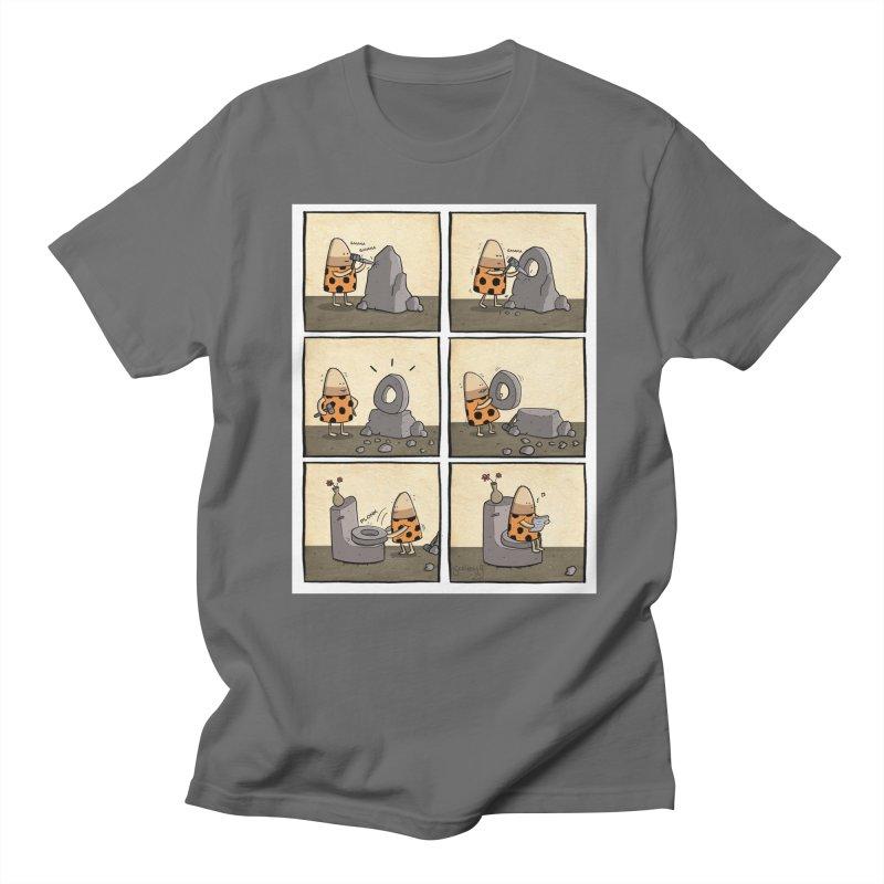 DAVEMAN webcomic Men's T-Shirt by itsscribblyg's Artist Shop