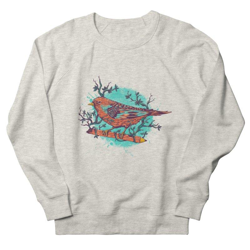 bird Men's Sweatshirt by itssummer85's Artist Shop