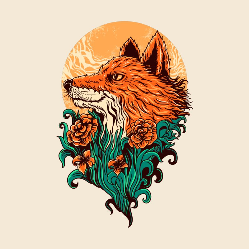 fox None  by itssummer85's Artist Shop