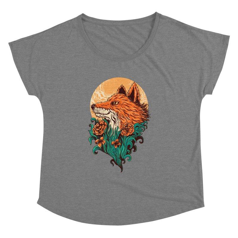 fox Women's Dolman by itssummer85's Artist Shop