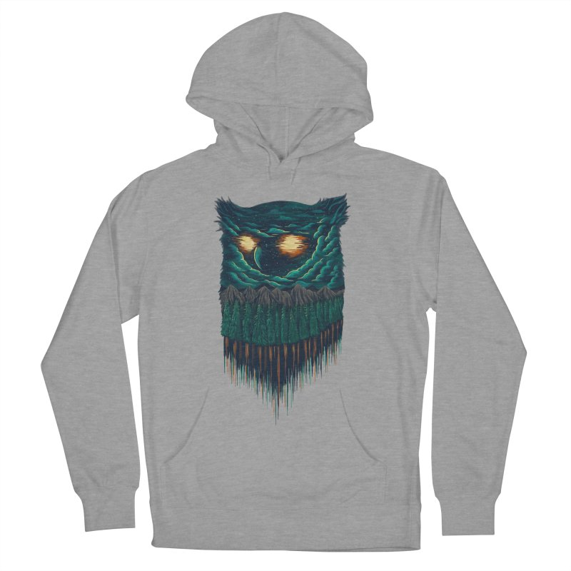 forest Women's Pullover Hoody by itssummer85's Artist Shop