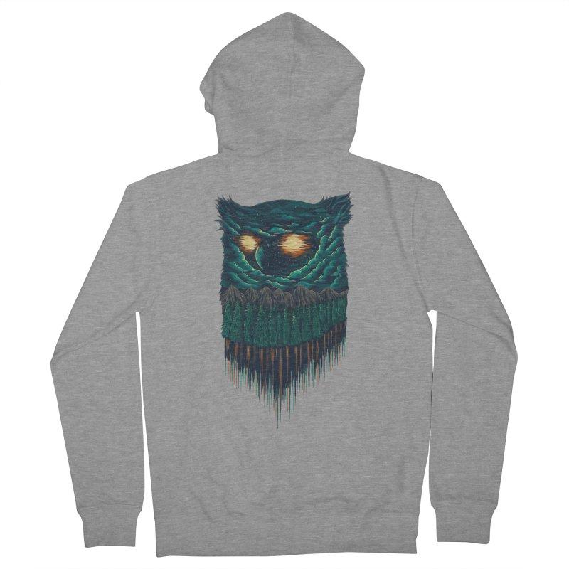 forest Men's Zip-Up Hoody by itssummer85's Artist Shop