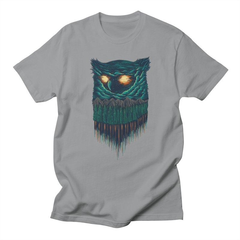 forest Men's T-shirt by itssummer85's Artist Shop