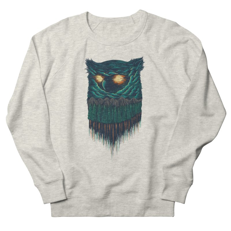 forest Men's Sweatshirt by itssummer85's Artist Shop