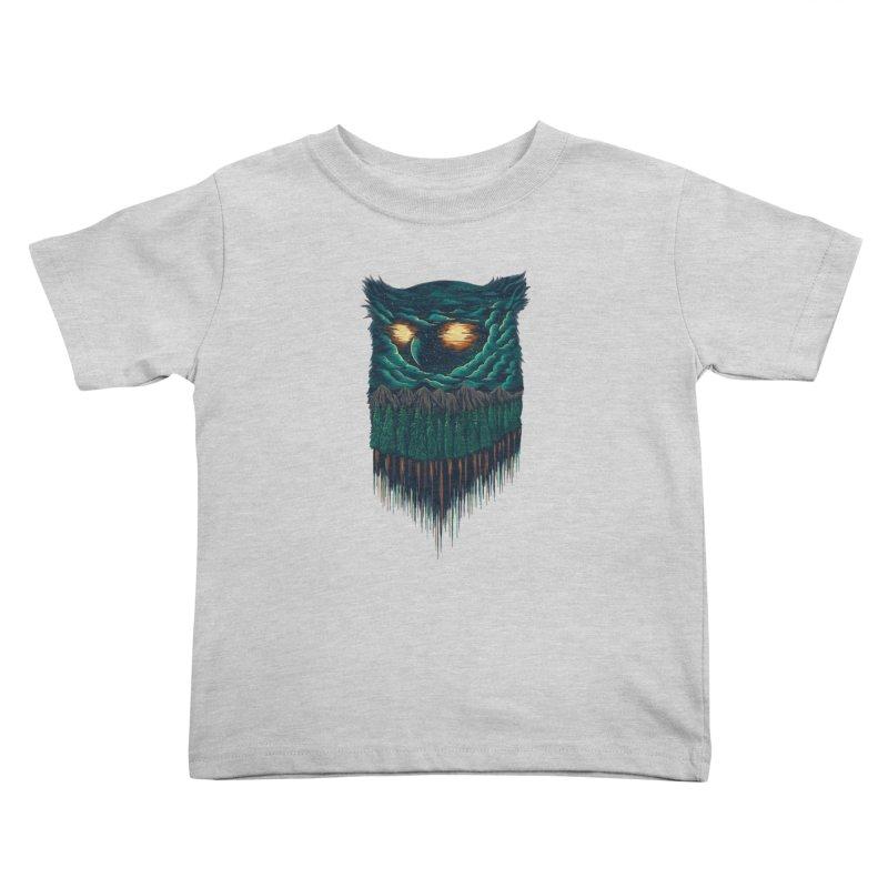 forest Kids Toddler T-Shirt by itssummer85's Artist Shop