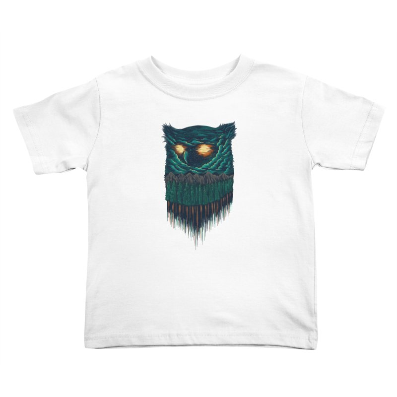 forest Kids Toddler T-Shirt by itssummer85's Artist Shop