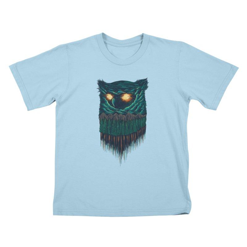 forest Kids T-Shirt by itssummer85's Artist Shop