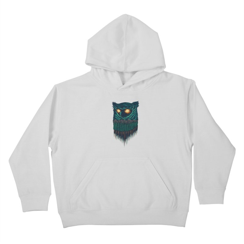 forest Kids Pullover Hoody by itssummer85's Artist Shop