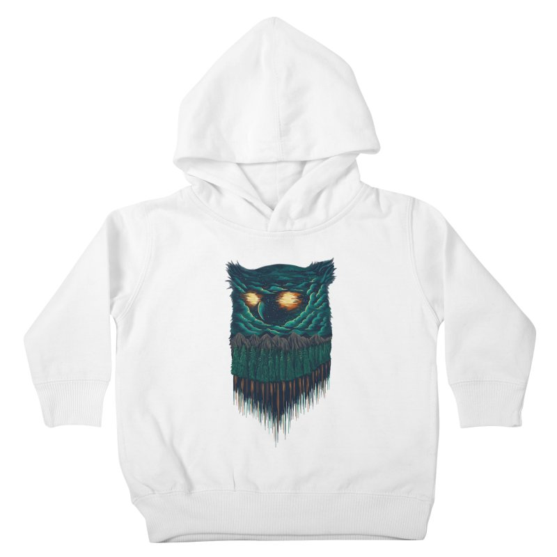 forest Kids Toddler Pullover Hoody by itssummer85's Artist Shop