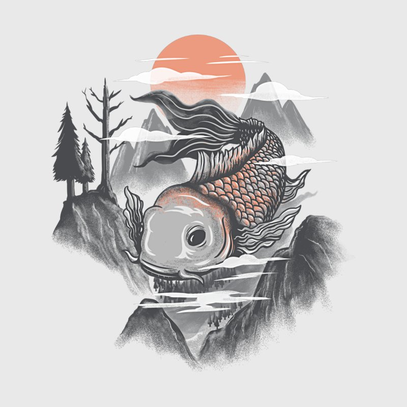 koi None  by itssummer85's Artist Shop