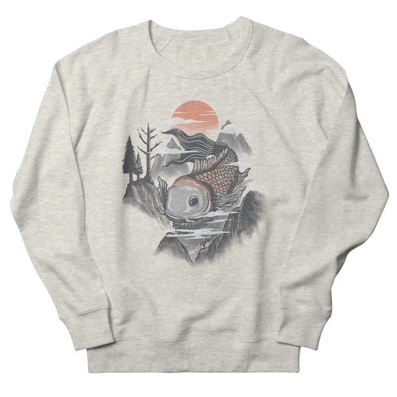 koi Women's Sweatshirt by itssummer85's Artist Shop