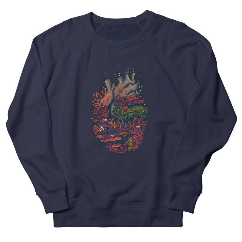 heart of the sea Women's Sweatshirt by itssummer85's Artist Shop