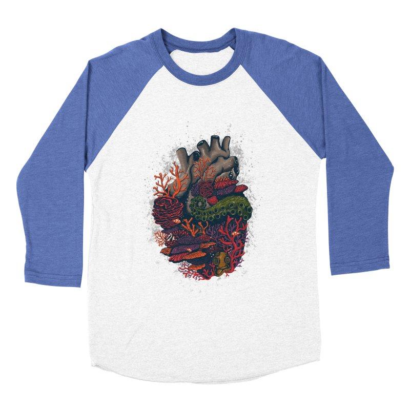 heart of the sea Men's Baseball Triblend T-Shirt by itssummer85's Artist Shop