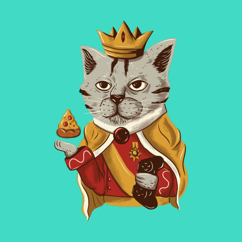 lord cat the great None  by itssummer85's Artist Shop