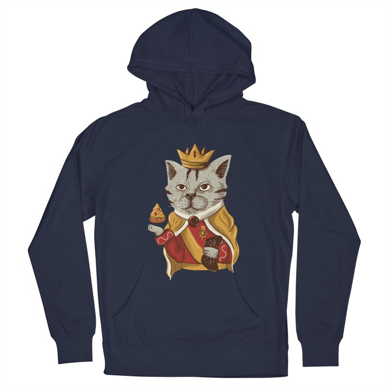 lord cat the great Women's Pullover Hoody by itssummer85's Artist Shop