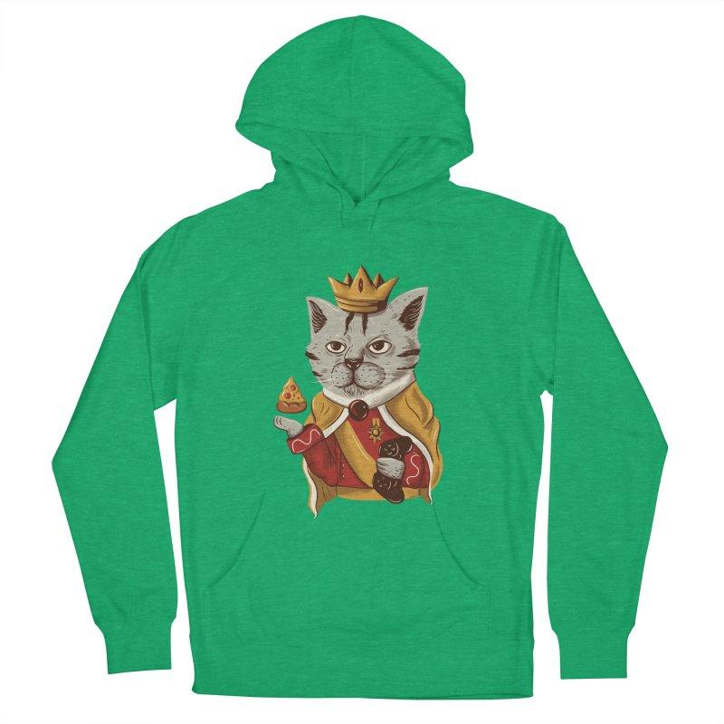 lord cat the great Men's Pullover Hoody by itssummer85's Artist Shop