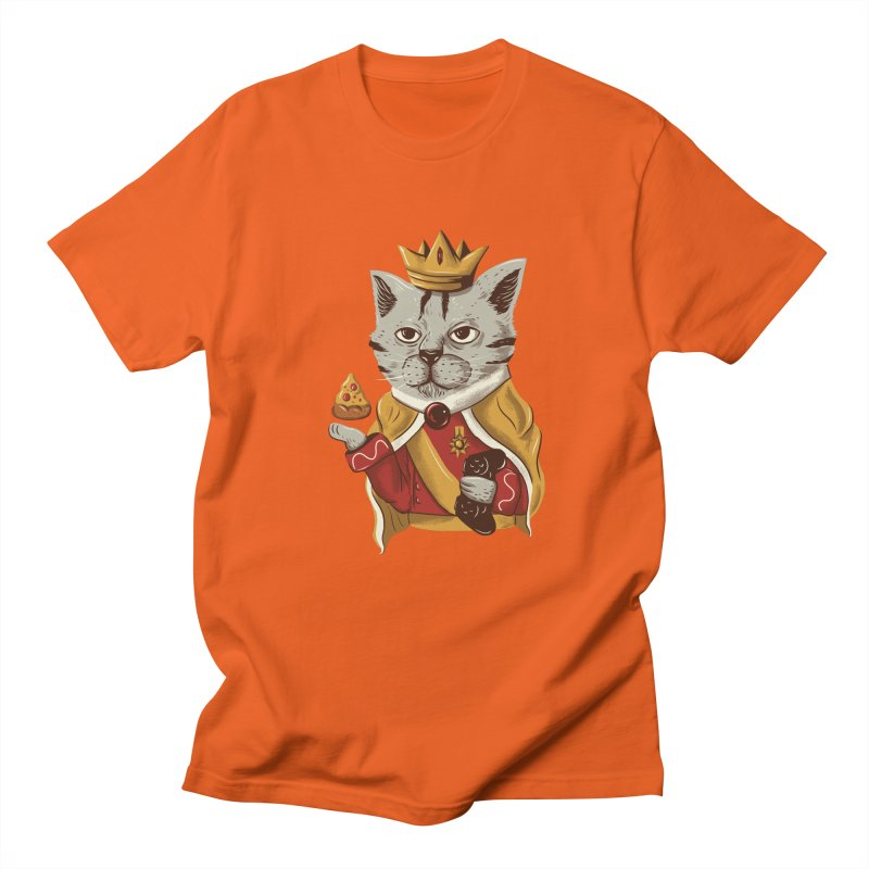 lord cat the great Men's T-shirt by itssummer85's Artist Shop