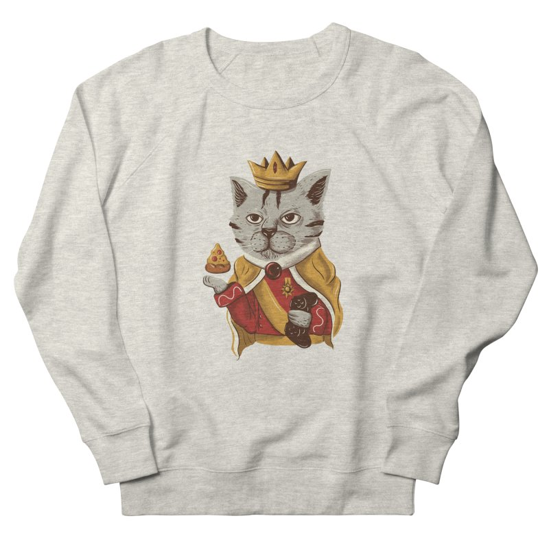 lord cat the great Women's Sweatshirt by itssummer85's Artist Shop