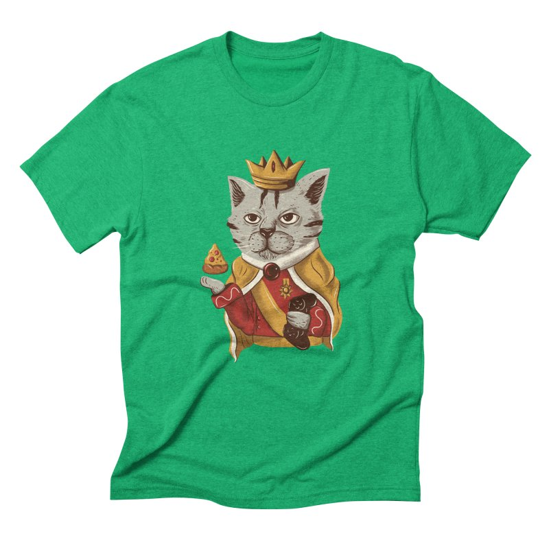 lord cat the great Men's Triblend T-shirt by itssummer85's Artist Shop