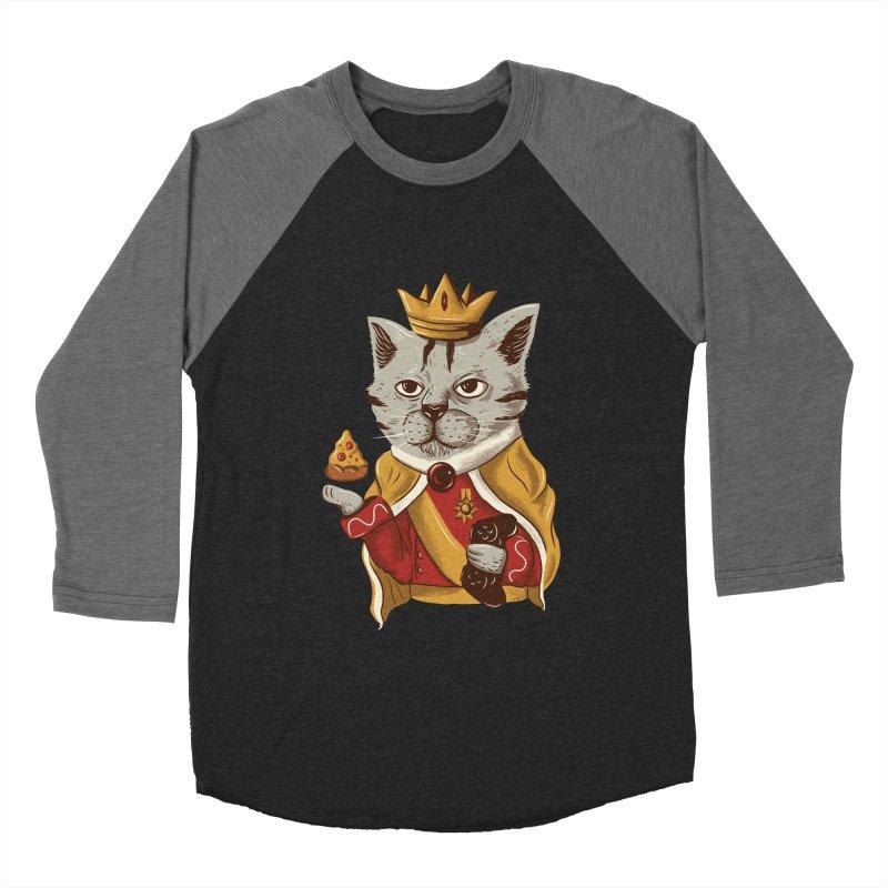 lord cat the great Women's Baseball Triblend T-Shirt by itssummer85's Artist Shop