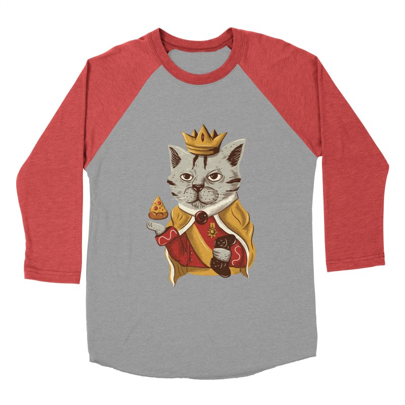 lord cat the great Men's Baseball Triblend T-Shirt by itssummer85's Artist Shop