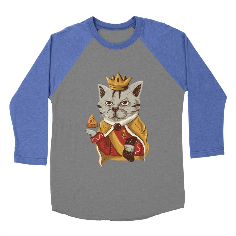 lord cat the great Men's Baseball Triblend T-Shirt by itssummer85's Artist Shop