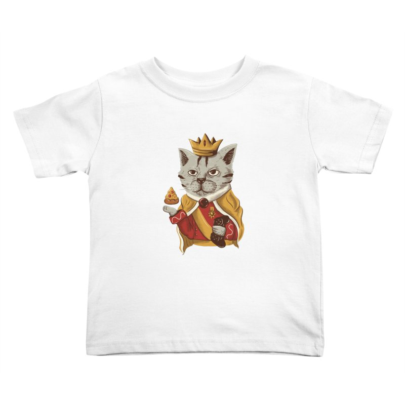 lord cat the great Kids Toddler T-Shirt by itssummer85's Artist Shop
