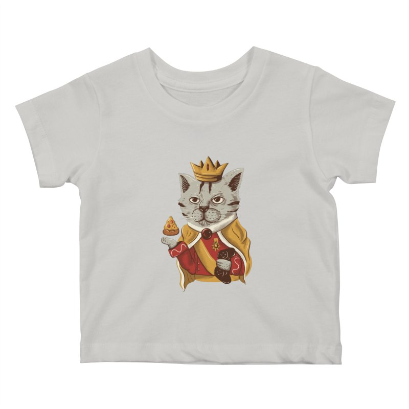 lord cat the great Kids Baby T-Shirt by itssummer85's Artist Shop