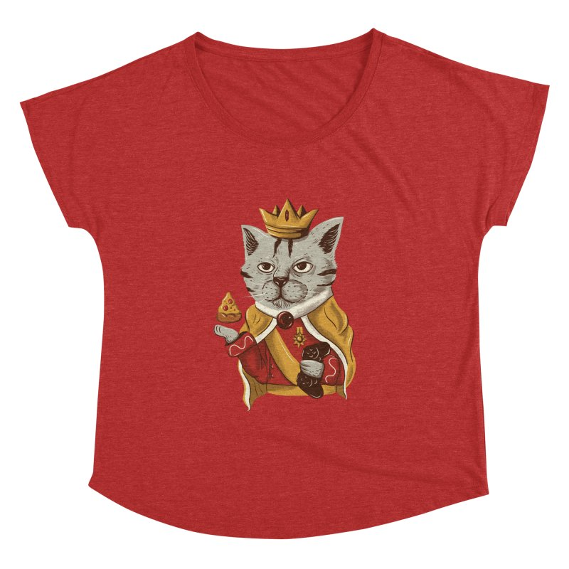 lord cat the great Women's Dolman by itssummer85's Artist Shop