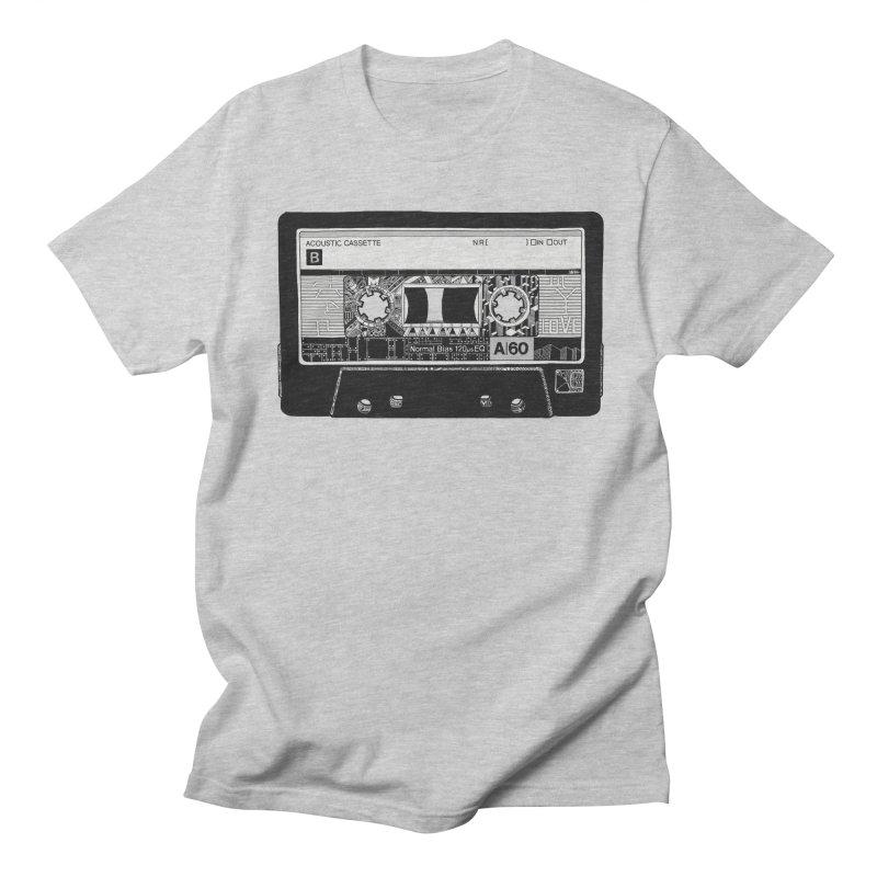 Lado B Men's T-Shirt by IVAN CASIS APPAREL SHOP