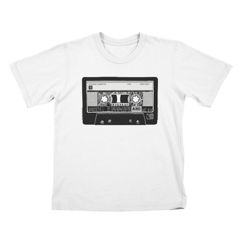 Lado B Kids T-Shirt by IVAN CASIS APPAREL SHOP
