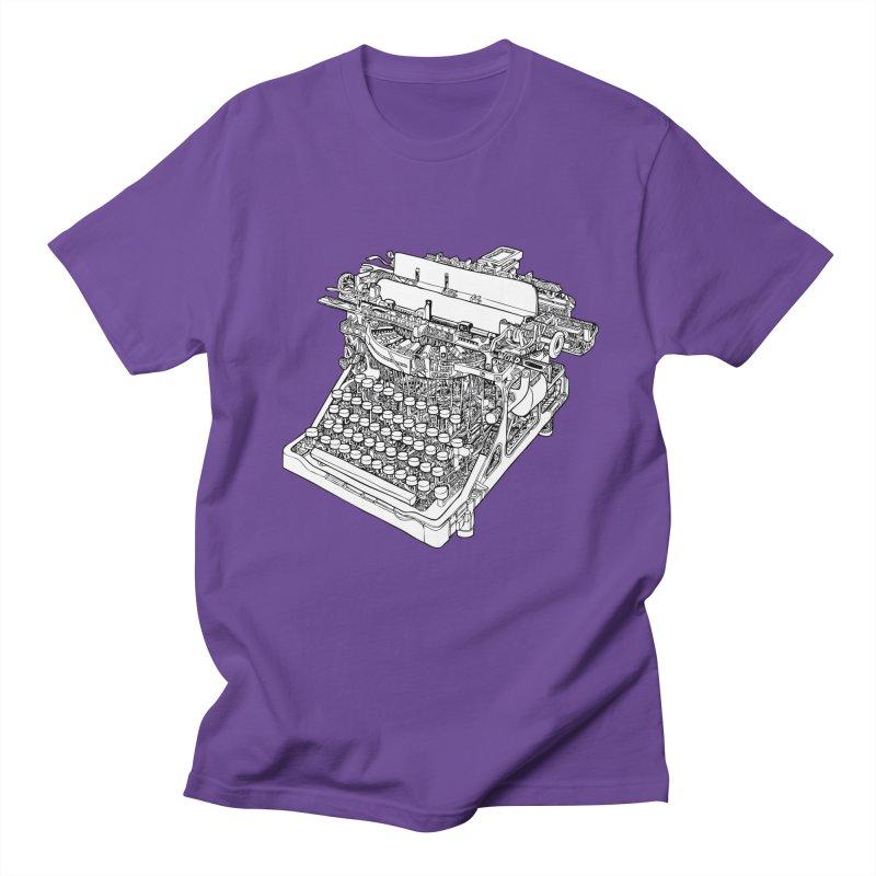 Retrype Men's Regular T-Shirt by IVAN CASIS APPAREL SHOP