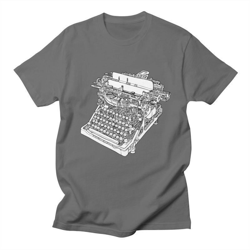 Retrype Men's T-Shirt by IVAN CASIS APPAREL SHOP