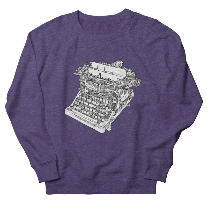 Retrype Women's Sweatshirt by IVAN CASIS APPAREL SHOP