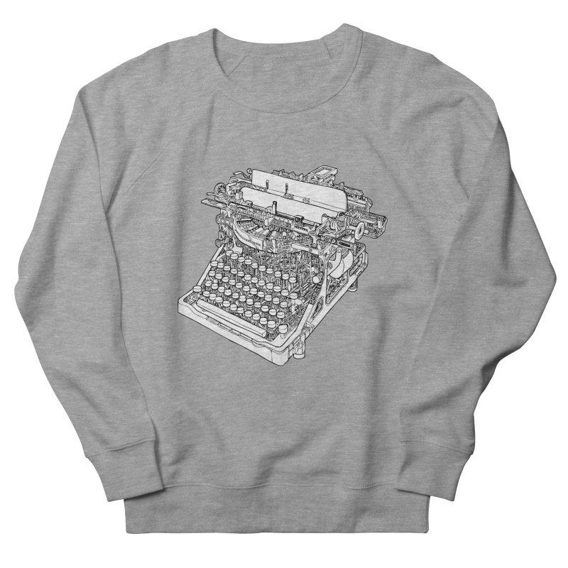 Retrype Men's Sweatshirt by IVAN CASIS APPAREL SHOP
