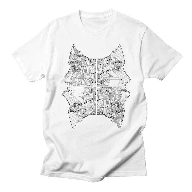Queens Men's T-shirt by IVAN CASIS APPAREL SHOP