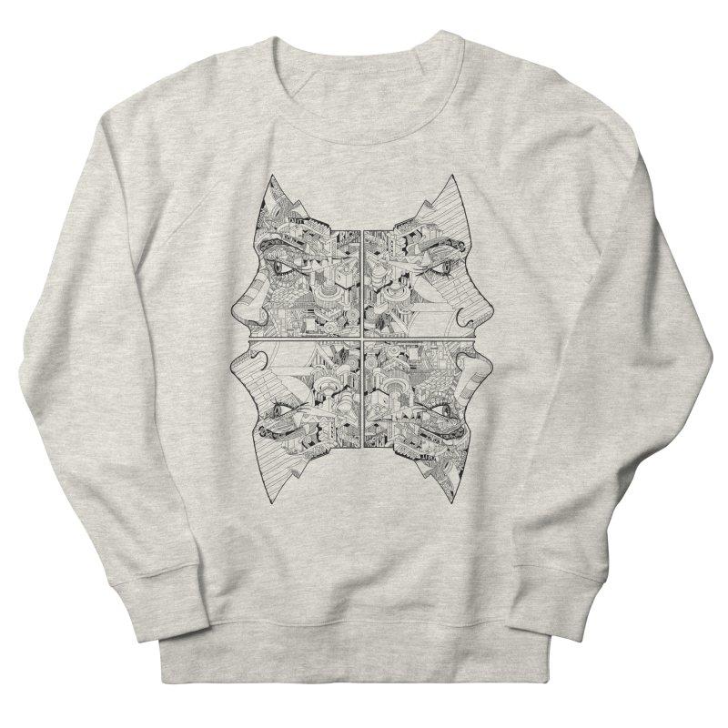 Queens Women's Sweatshirt by IVAN CASIS APPAREL SHOP