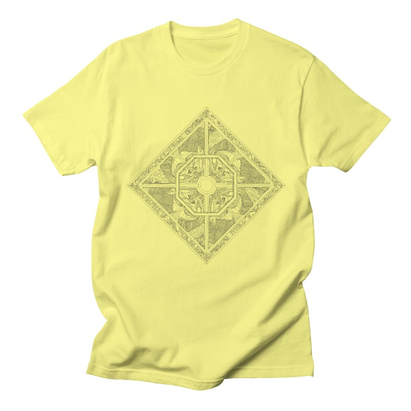 Ellas Men's T-Shirt by IVAN CASIS APPAREL SHOP