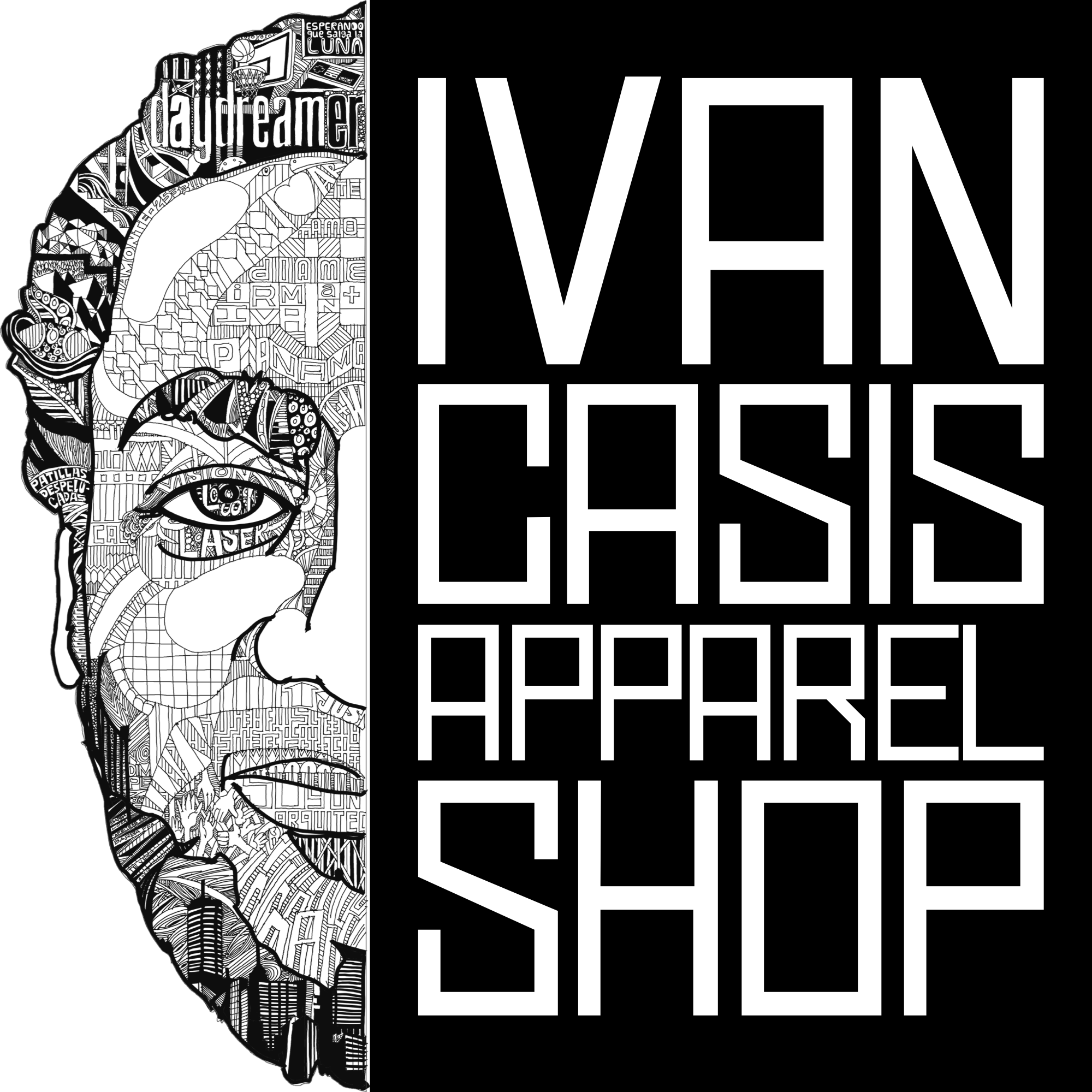 IVAN CASIS APPAREL SHOP Logo