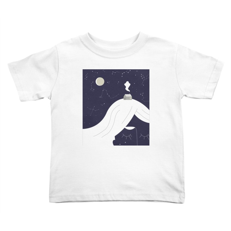 Home Kids Toddler T-Shirt by ivvch's Artist Shop
