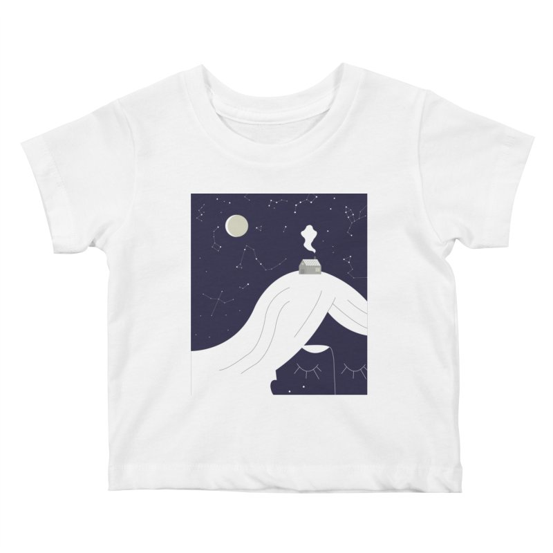 Home Kids Baby T-Shirt by ivvch's Artist Shop