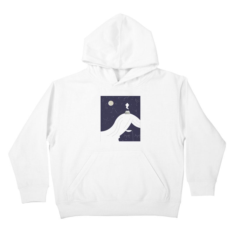 Home Kids Pullover Hoody by ivvch's Artist Shop