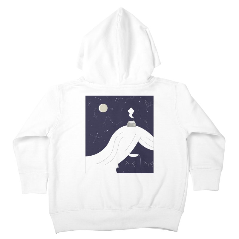Home Kids Toddler Zip-Up Hoody by ivvch's Artist Shop