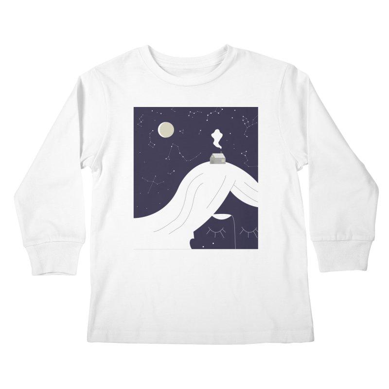Home Kids Longsleeve T-Shirt by ivvch's Artist Shop
