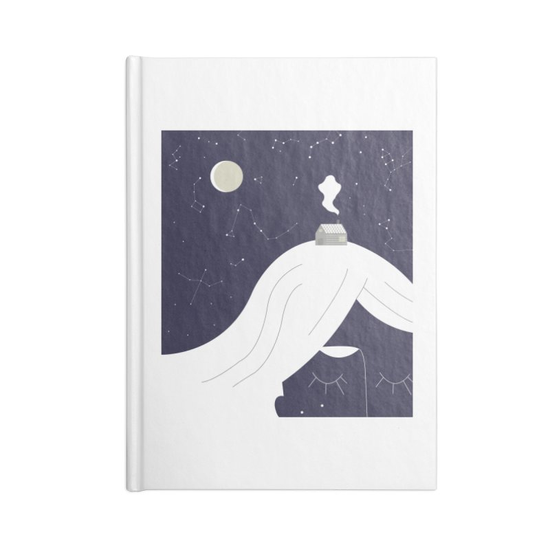 Home Accessories Notebook by ivvch's Artist Shop