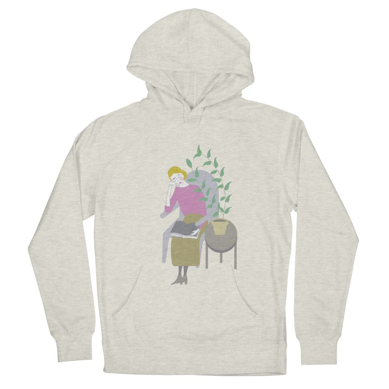Depression Cherry Women's French Terry Pullover Hoody by ivvch's Artist Shop