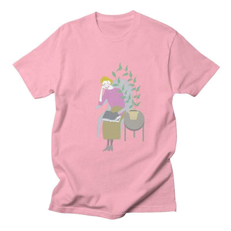 Depression Cherry Women's Unisex T-Shirt by ivvch's Artist Shop