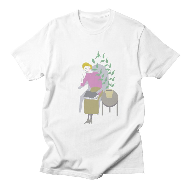 Depression Cherry Men's T-shirt by ivvch's Artist Shop